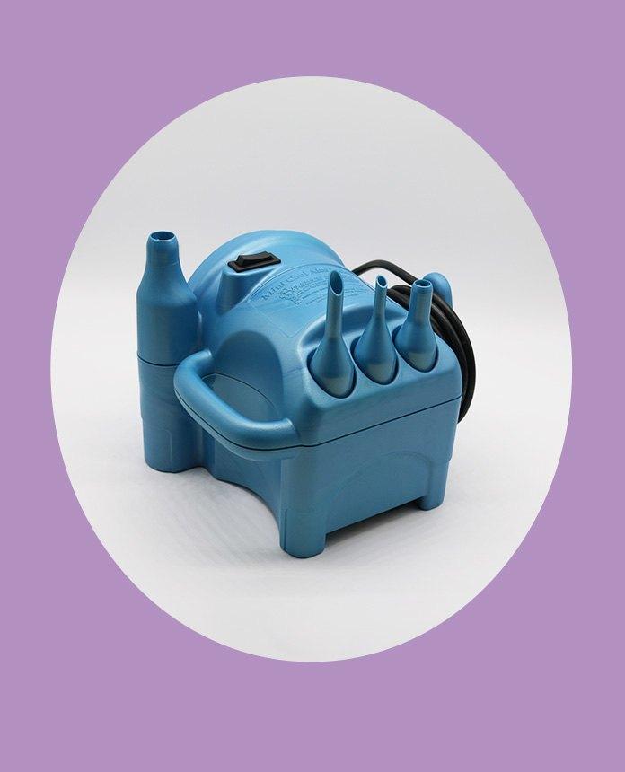 Inflador electrico para globos personalizados