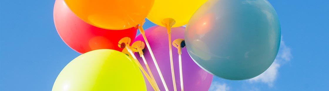 Ventajas de las varillas para globos