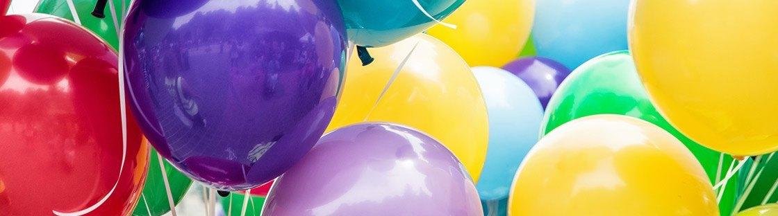 Comprar globos personalizados para publicitar tu marca